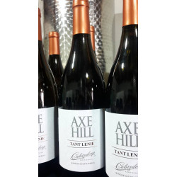 A Taste of Axe Hill White...