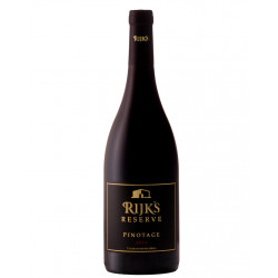 Rijk's Reserve Pinotage