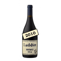 Luddite Shiraz 2010 (sold...