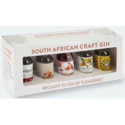 South African craft gins...