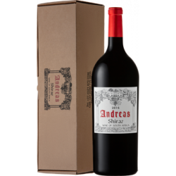 Andreas Shiraz 2015 *1.5L...