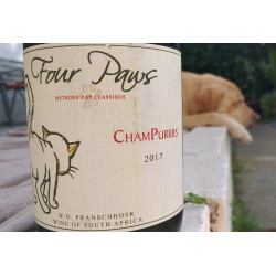 """Four Paws """"Champurrs"""" MCC"""